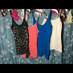 Tops - Tank Tops 4 for $4